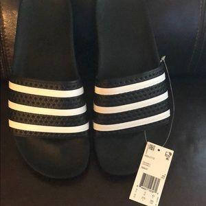 NWT UNISEX Adidas Slides